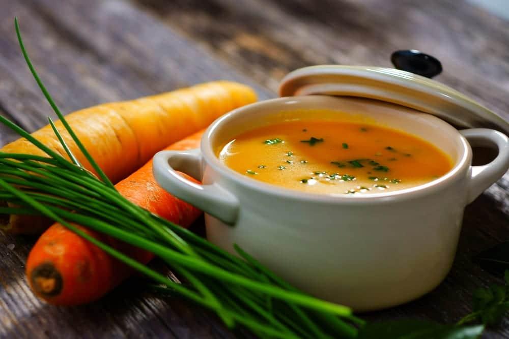 人参 スープ