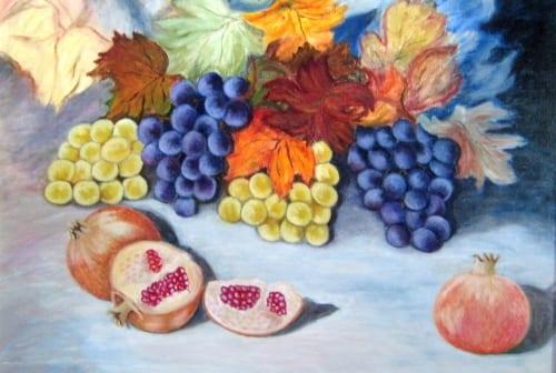 Las frutas de otoño, en todo su esplendor (I)