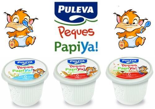 Nueva Puleva Peques PapiYa!, lista en 45 segundos