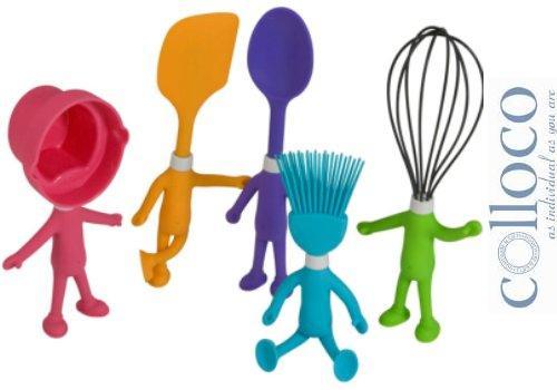 Utensilios de cocina para pequeños chefs