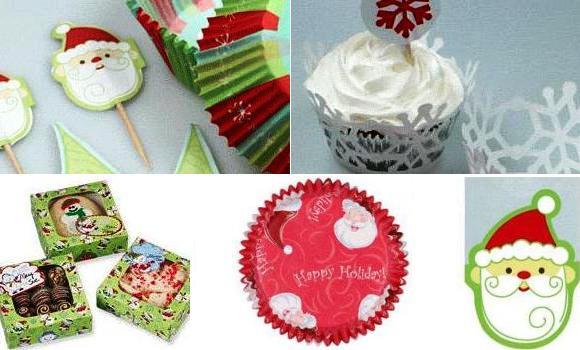 Envoltorios navideños para regalar tus dulces