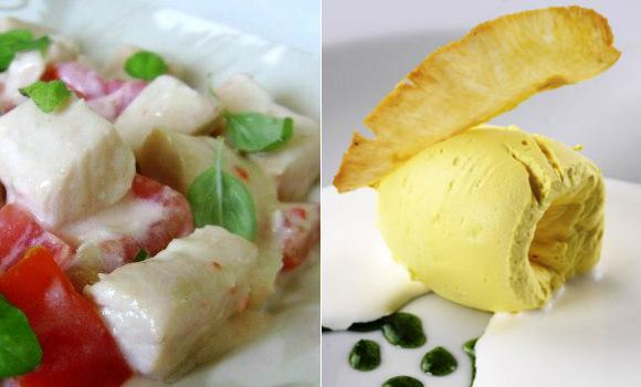 Salsa de coco, aromática y exótica para tus platos de Nochevieja