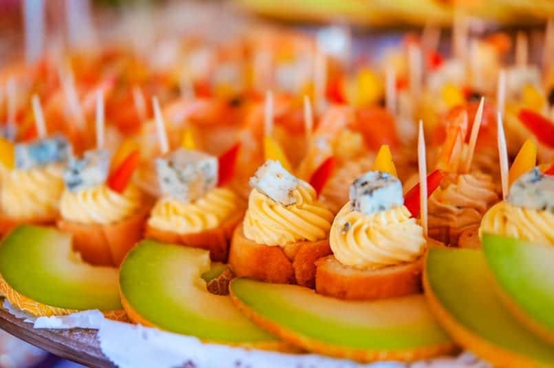 Ideas de canapés para estas fiestas (I)