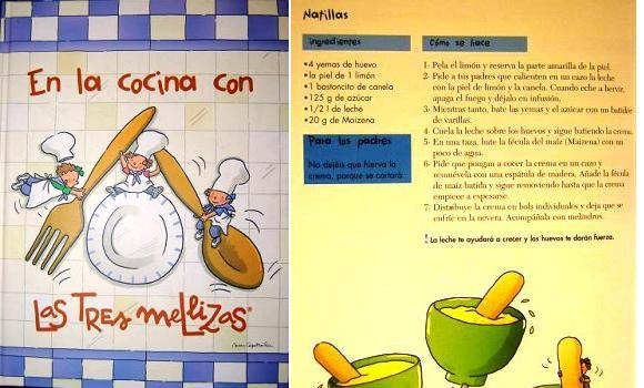 """""""En la cocina con las tres mellizas"""", un libro para regalar estas Navidades"""