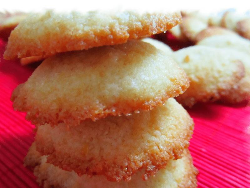 Galletas de coco, así de fáciles