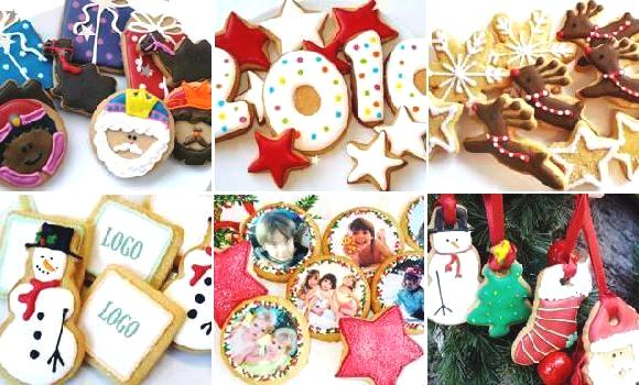 Kukis, galletas creativas para regalar estas Navidades