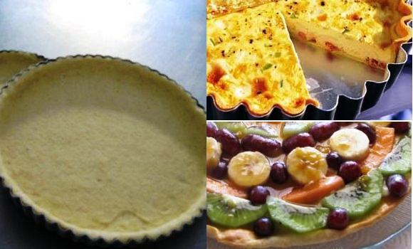 Pasta quebrada: deliciosos pasteles para estas fiestas