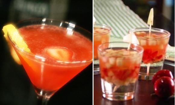 Ponche de frutas sin alcohol, un cóctel festivo muy vitaminado
