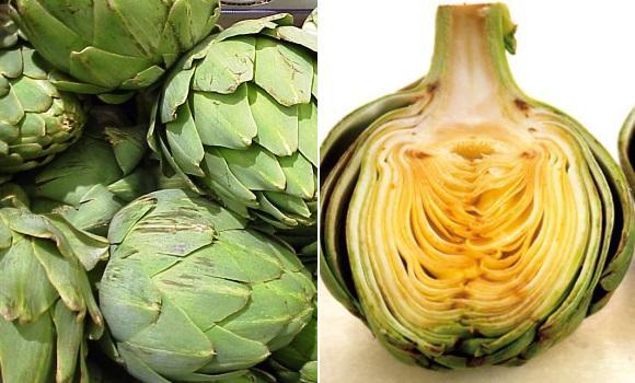 Verduras de invierno (I): Las alcachofas