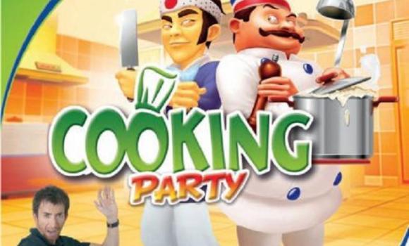 Crazy Cooking Party, aprende a cocinar con la Wii