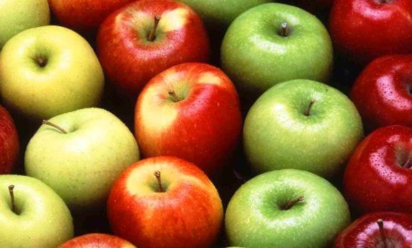 Frutas de invierno (IV): La manzana