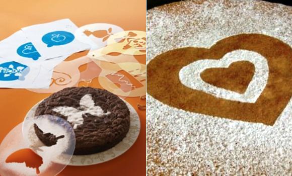 Plantillas para decorar pasteles, ¡dibujos perfectos!