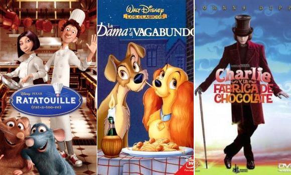 """""""Cine a la carta"""", un libro para cocinar de película"""