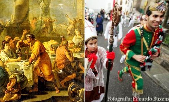Historia del Roscón de Reyes