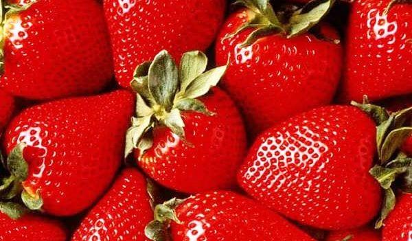 El mercado de primavera (I): Las fresas