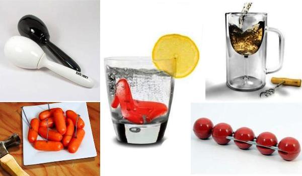 Utensilios cocina divertidos recetas de cocina para ni os for Utensilios de cocina originales