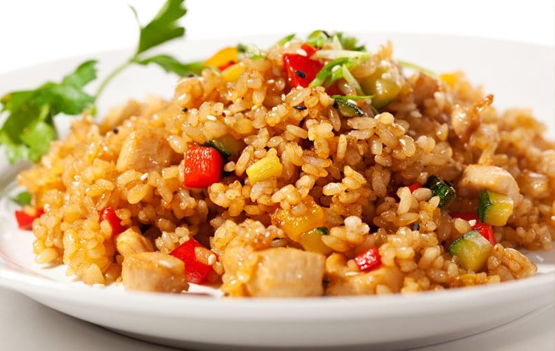 Kubak, un plato chino de arroz inflado - 3 recetas fáciles ...