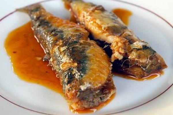 Sardinas en escabeche recet n - Como cocinar sardinas ...