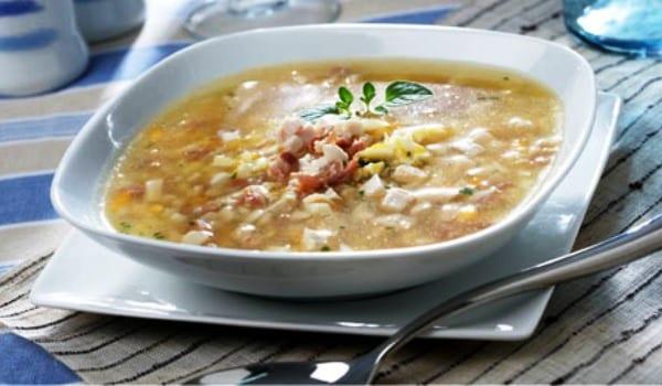 Resultado de imagen de sopa de picadillo