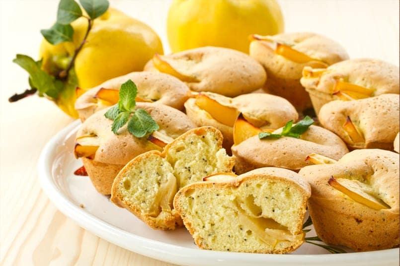 Zucchini Muffins ¡A las ricas magdalenas de calabacín y canela!