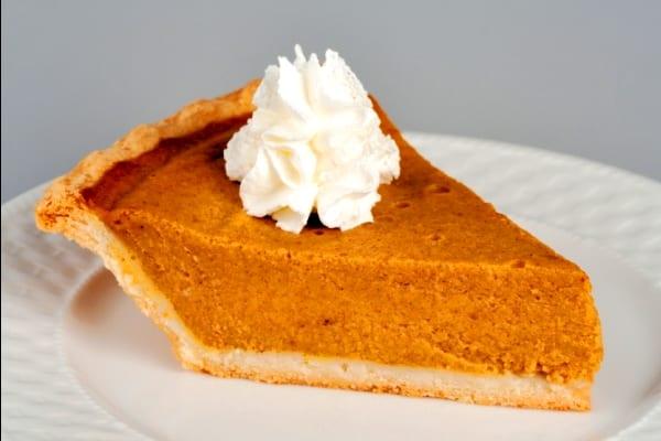 Sweet potato pie: clásica tarta de batata norteamericana