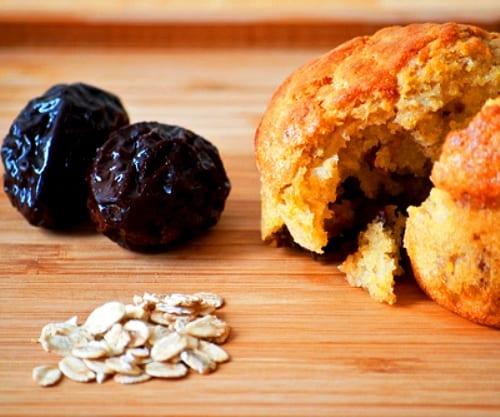Feel-good muffins, unas magdalenas cargadas de salud