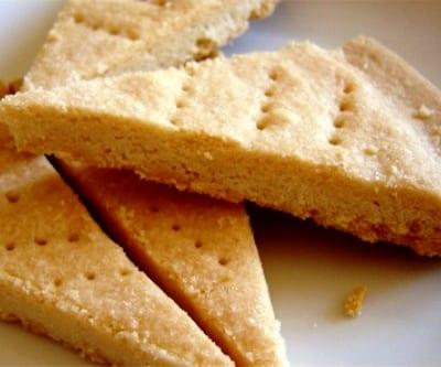 Shortbread: una rica galleta de mantequilla a la escocesa