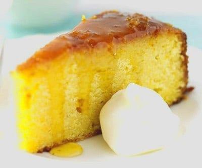 Spanish Sponge Cake Recipe