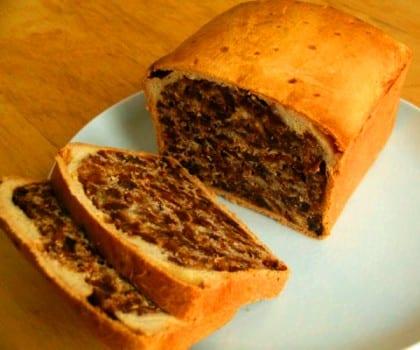 Black bun, el pastel negro escocés