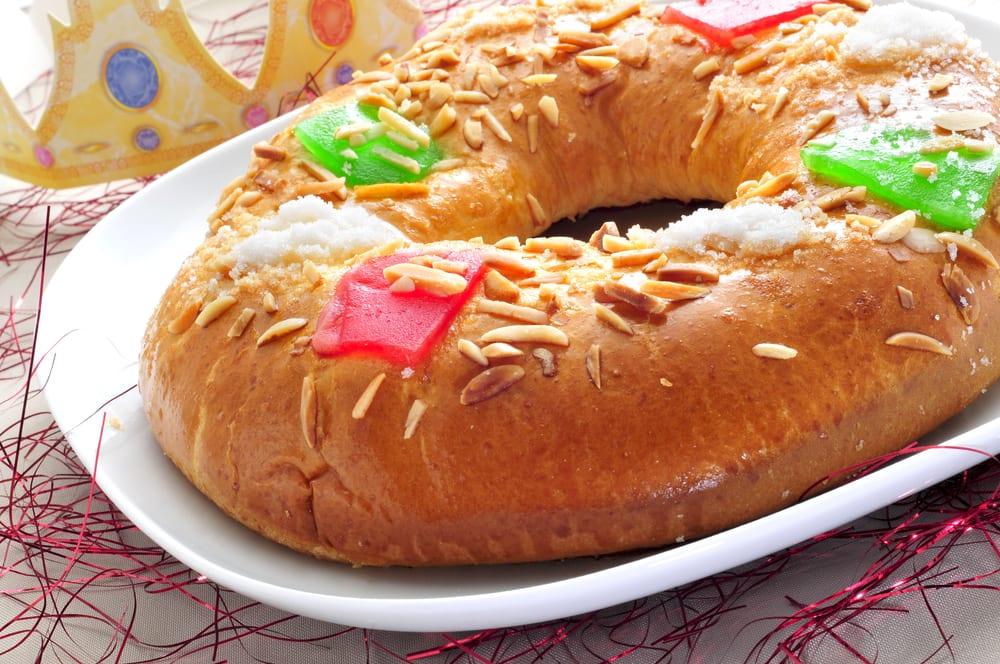 Roscón de Reyes rápido, en Thermomix