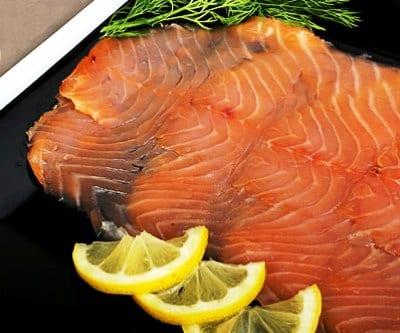 Salm n ahumado hecho en casa recet n for Canape de salmon ahumado