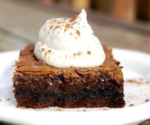 Cobbler de nocilla: peca con chocolate