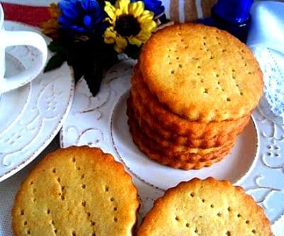 Galletas tostadas caseras