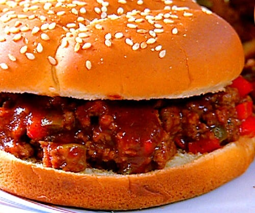 Sloppy Joe: el bocadillo americano que se desparrama