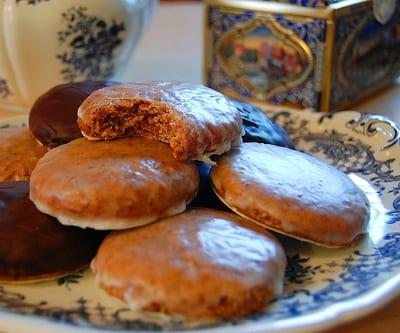 Nürnberger Lebkuchen o galletas de Núremberg