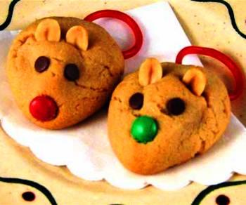 Ratones que se comen todo: galletas divertidas