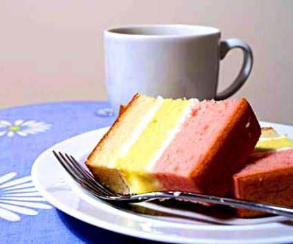 Angel cake, tú eliges el tipo de bizcocho