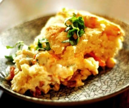 pastel crujiente de maíz y tomate este tomato and corn pie es uno de ...