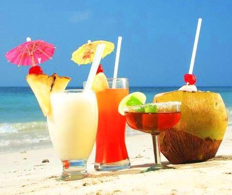 Cócteles sin alcohol, refrescarse sanamente