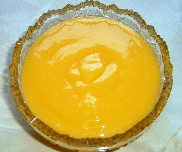Baño Blanco De Limon:Lemon curd (o crema de limón) de chocolate blanco – Recetín