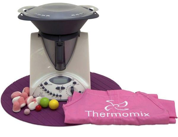 Thermomix Baby para cocineros a partir de 5 años