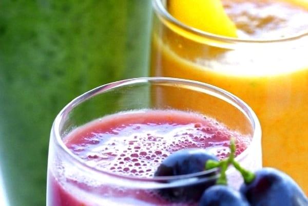 Batidos de verduras, un plus de vitaminas y minerales