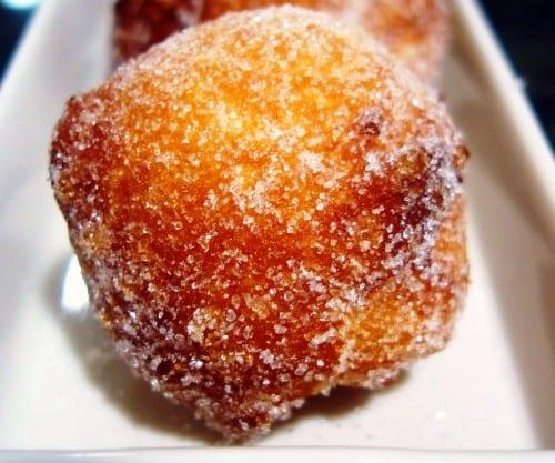 Bu uelos de viento con aroma de mandarina recet n - Postre con mandarinas ...