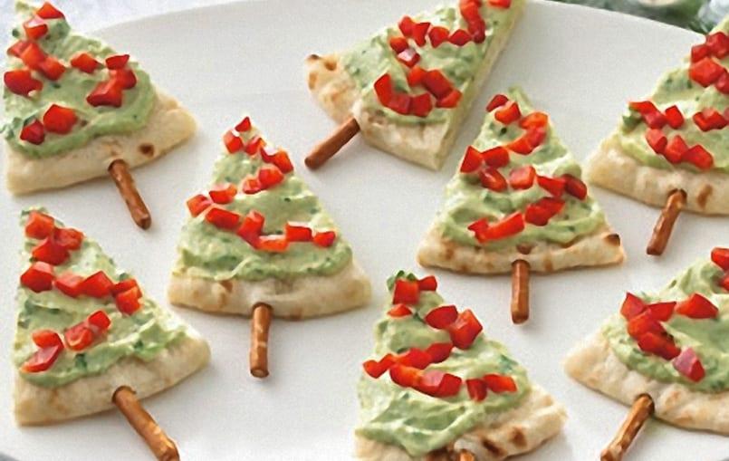 Recetas guacamole recetas de cocina para ni os for Canape toppings