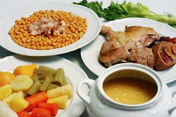 Cocido exprés, cocina con envasados
