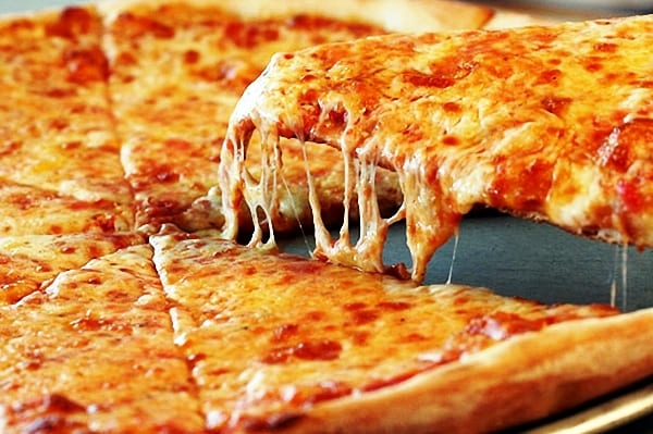 Pizza Cuatro Quesos 191 Cu 225 Les Recet 237 N