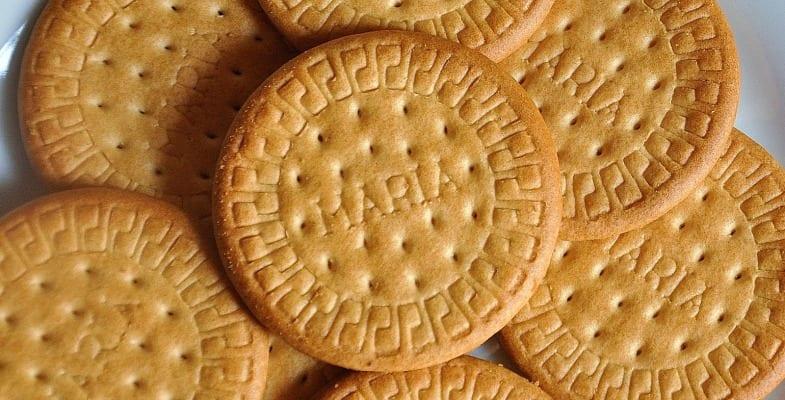 Галетное печенье при гв