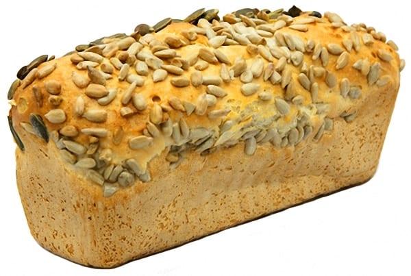 Pan de pipas de girasol