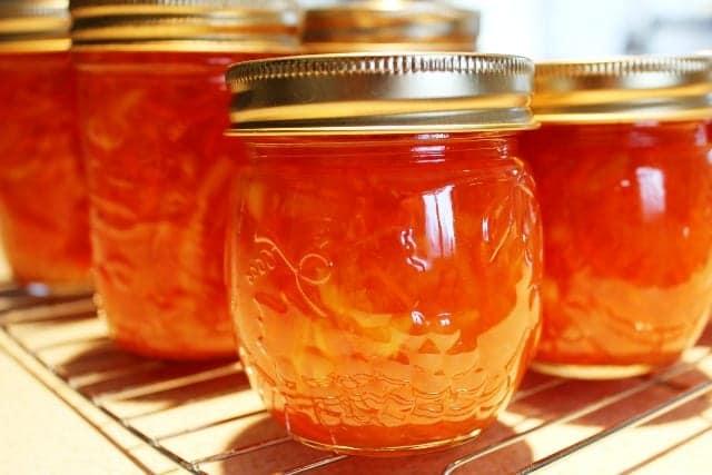 receta dulce de zanahoria