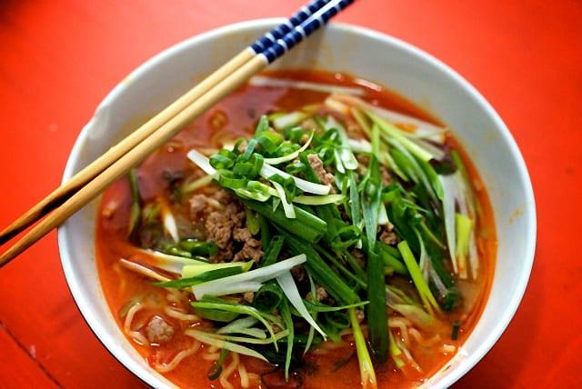 Ramen, la sopa de fideos oriental